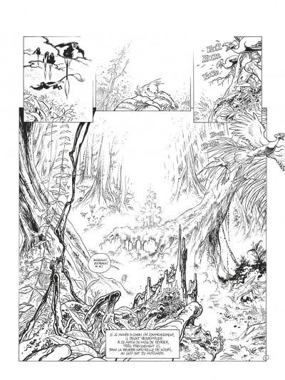 Page 3 Spirou et Fantasio vu par... - tirage de tête tome 10