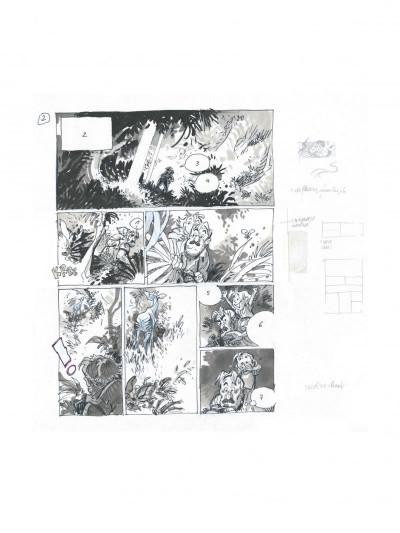 Page 4 Spirou et Fantasio vu par... - tirage de tête tome 10