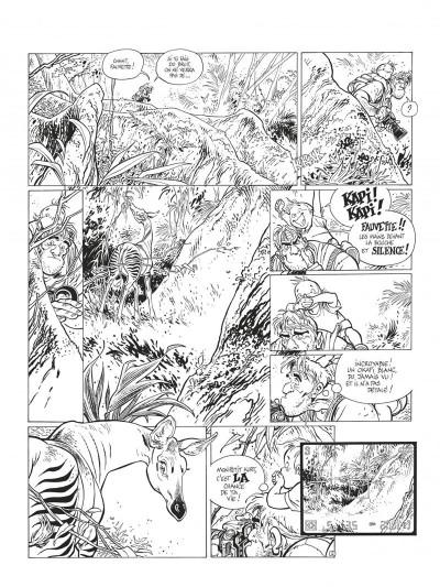 Page 5 Spirou et Fantasio vu par... - tirage de tête tome 10