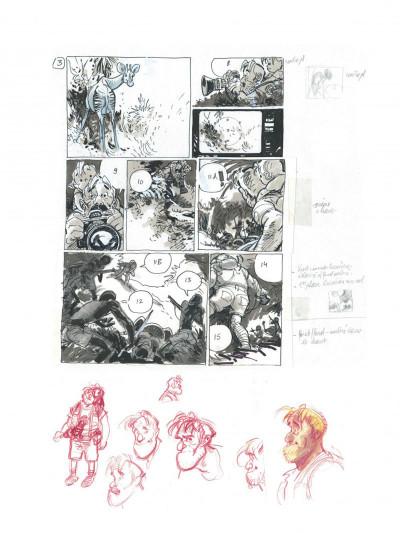 Page 6 Spirou et Fantasio vu par... - tirage de tête tome 10