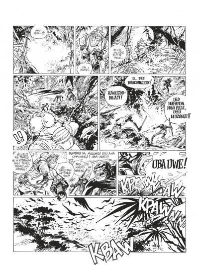 Page 7 Spirou et Fantasio vu par... - tirage de tête tome 10