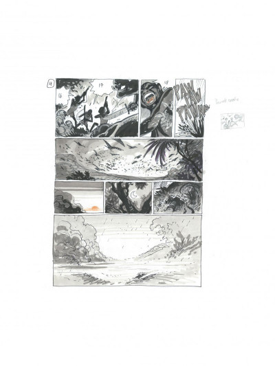 Page 8 Spirou et Fantasio vu par... - tirage de tête tome 10