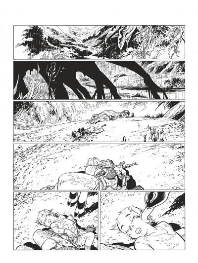 Page 9 Spirou et Fantasio vu par... - tirage de tête tome 10