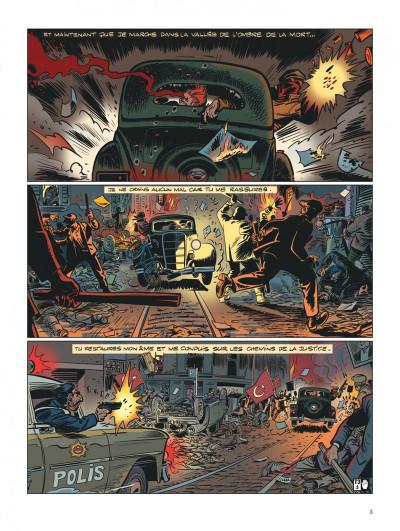 Page 2 Choc - les fantômes de Knightgrave tome 3 + ex-libris offert