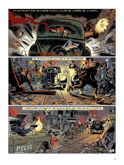 Page 4 Choc - les fantômes de Knightgrave tome 3 + ex-libris offert