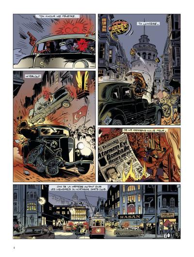 Page 5 Choc - les fantômes de Knightgrave tome 3 + ex-libris offert