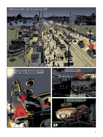 Page 6 Choc - les fantômes de Knightgrave tome 3 + ex-libris offert