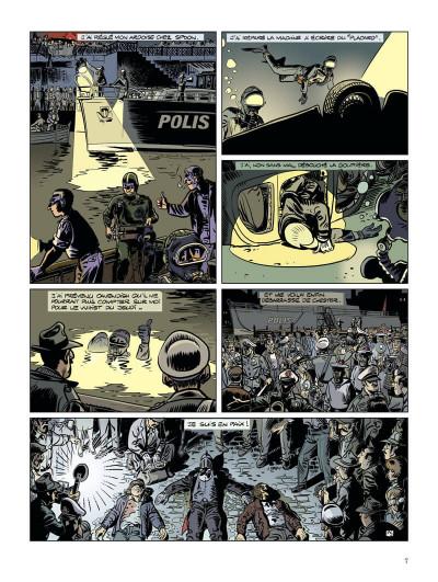 Page 8 Choc - les fantômes de Knightgrave tome 3 + ex-libris offert