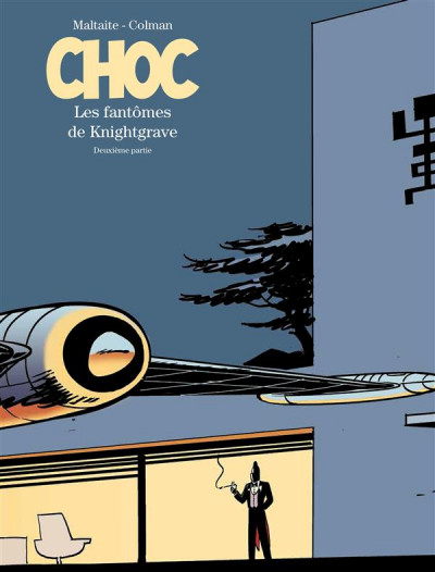 Couverture Choc - édition spéciale tome 2