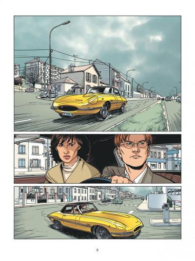 Page 3 Michel Vaillant - nouvelle saison tome 5 - Renaissance (work in progress)