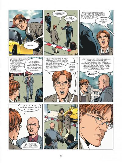 Page 5 Michel Vaillant - nouvelle saison tome 5 - Renaissance (work in progress)