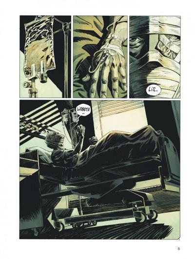 Page 4 Millenium - intégrale tome 3