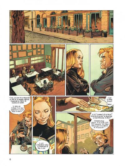 Page 5 Millenium - intégrale tome 3