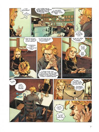 Page 7 Millenium - intégrale tome 3