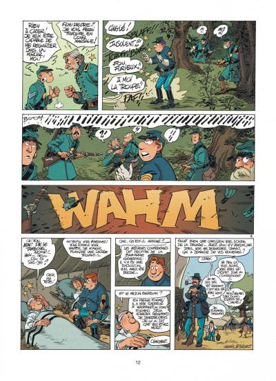 Page 2 Des histoires courtes des tuniques bleues