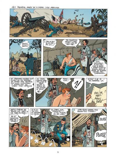 Page 5 Des histoires courtes des tuniques bleues