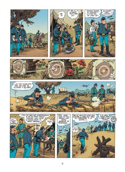 Page 6 Des histoires courtes des tuniques bleues