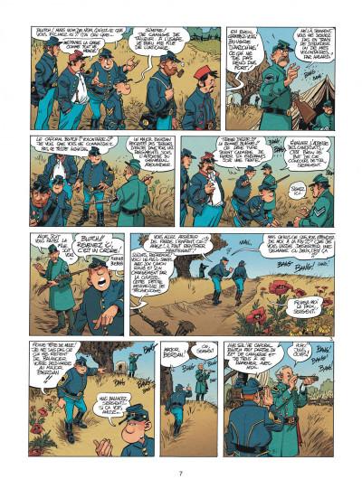Page 7 Des histoires courtes des tuniques bleues