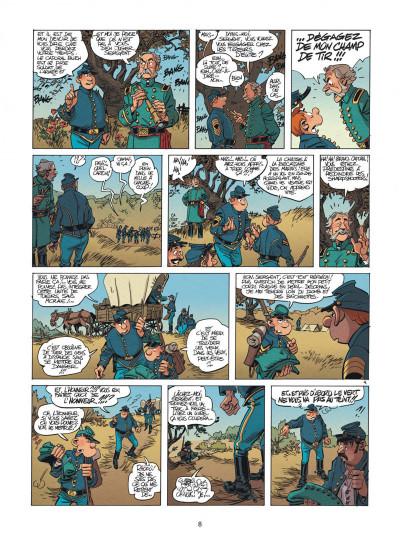 Page 8 Des histoires courtes des tuniques bleues