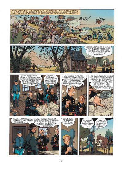 Page 9 Des histoires courtes des tuniques bleues