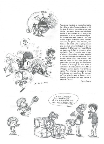 Page 4 Cédric best-of tome 8