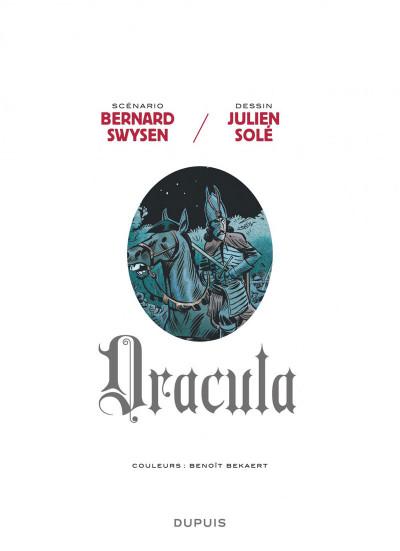 Page 5 Les méchants de l'histoire tome 1 - Dracula