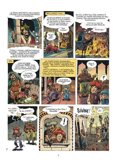 Page 8 Les méchants de l'histoire tome 1 - Dracula