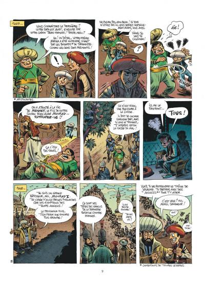 Page 9 Les méchants de l'histoire tome 1 - Dracula