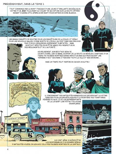 Page 4 Karma city tome 2