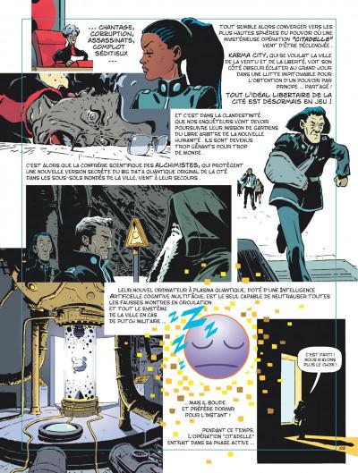 Page 5 Karma city tome 2