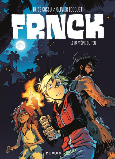 Couverture Frnck tome 2