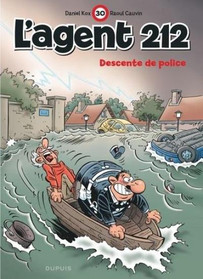 Couverture L'agent 212 tome 30