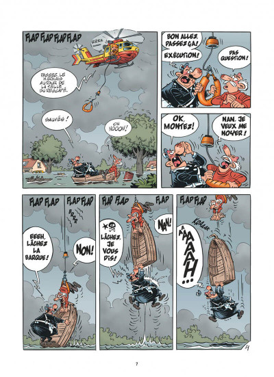 Page 7 L'agent 212 tome 30