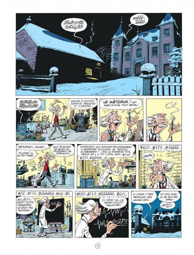 Page 3 Spirou chez les Soviets + ex-libris offert