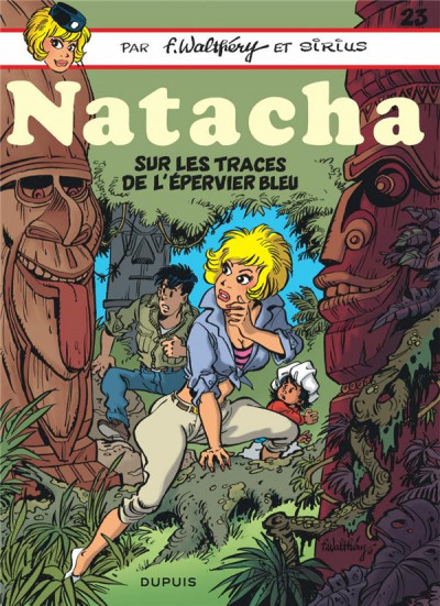 Couverture Natacha tome 23