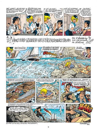 Page 6 Natacha tome 23