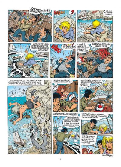 Page 7 Natacha tome 23