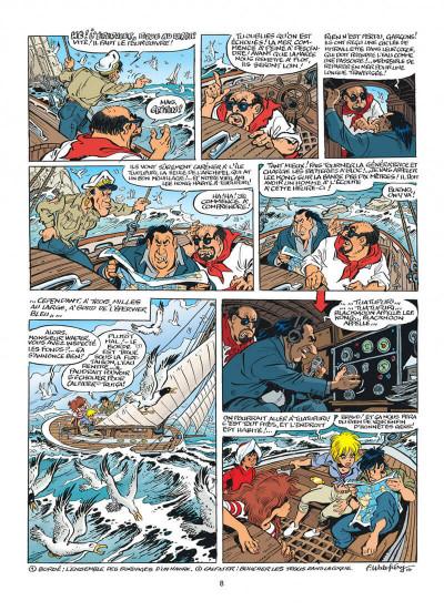 Page 8 Natacha tome 23