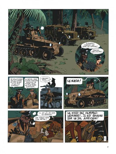 Page 7 Spirou et Fantasio vu par... tome 11 - Spirou au Kongo Belche (version bruxelloise)
