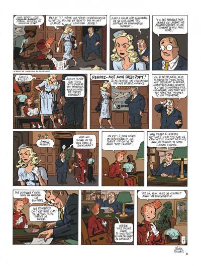 Page 9 Spirou et Fantasio vu par... tome 11 - Spirou au Kongo Belche (version bruxelloise)