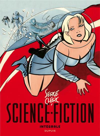 Couverture Science-fiction intégrale