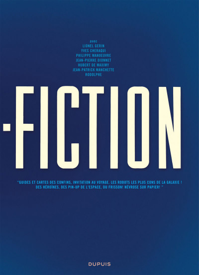 Page 3 Science-fiction intégrale