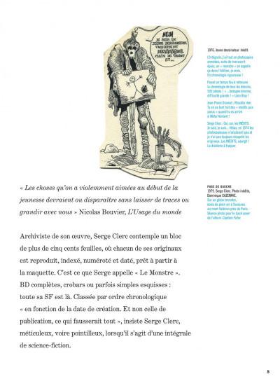 Page 5 Science-fiction intégrale