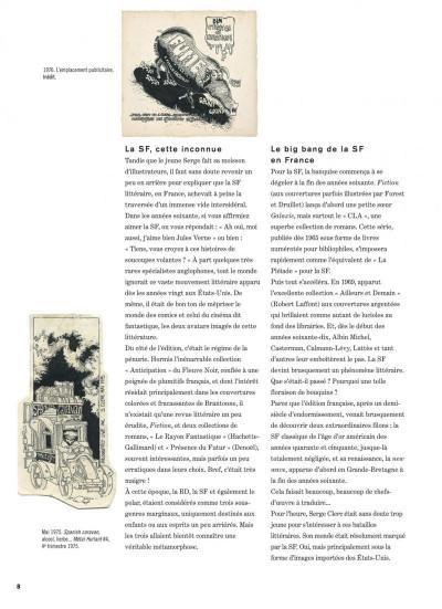 Page 8 Science-fiction intégrale