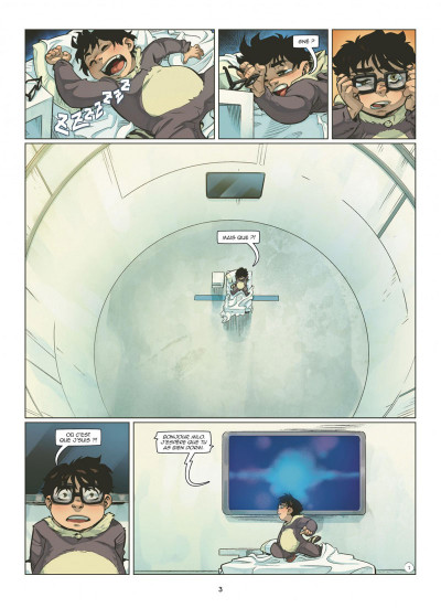 Page 3 Magic 7 tome 5