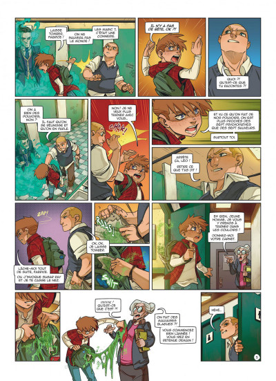 Page 7 Magic 7 tome 5