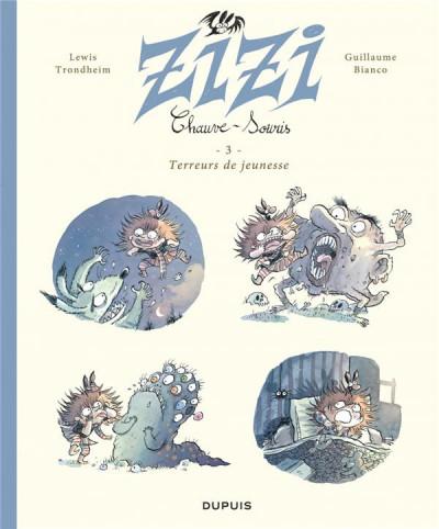 Couverture Zizi chauve-souris tome 3