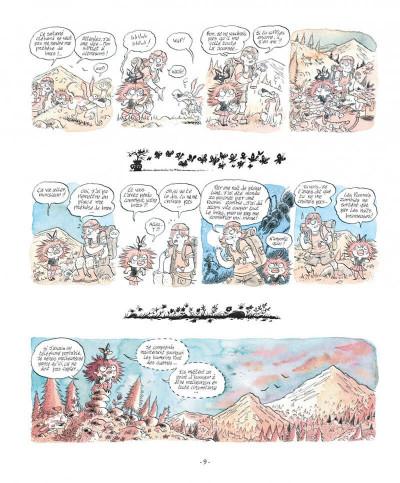 Page 9 Zizi chauve-souris tome 3