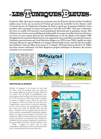 Page 4 Les tuniques bleues présentent tome 7