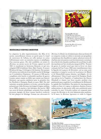 Page 8 Les tuniques bleues présentent tome 7